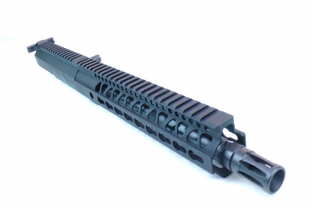 "10"" Bear Creek Arsenal AR15 Left Handed Side Charging Upper Receiver/BCG Combo 5.56/.223 Pistol with 10"" KeyMod GEN2 Free Float Rail"