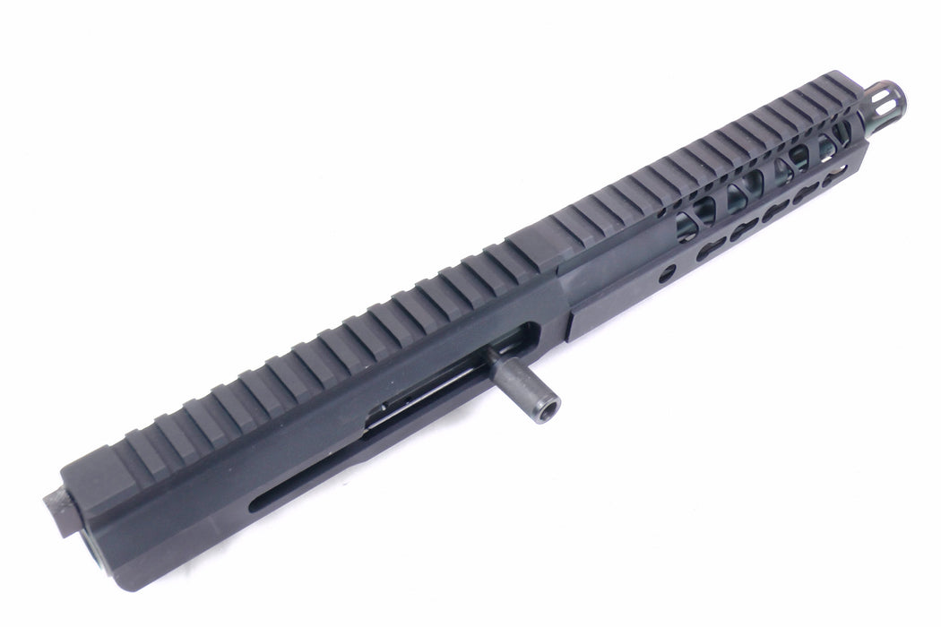 "8"" Bear Creek Arsenal AR15 Right Handed Side Charging Upper Receiver/BCG Combo 5.56/.223 Pistol with 7"" KeyMod GEN2 Free Float Rail"
