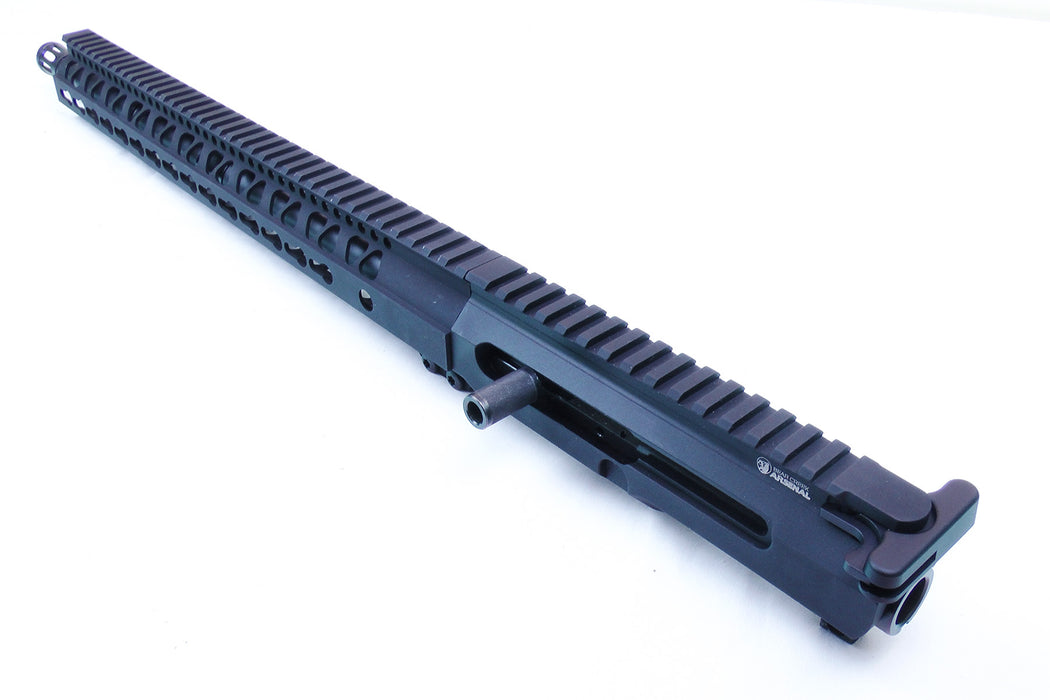 "16"" Bear Creek Arsenal AR15 Left Handed Side Charging Upper Receiver/BCG Combo 5.56/.223 Carbine with 15"" KeyMod GEN2 Free Float Rail"