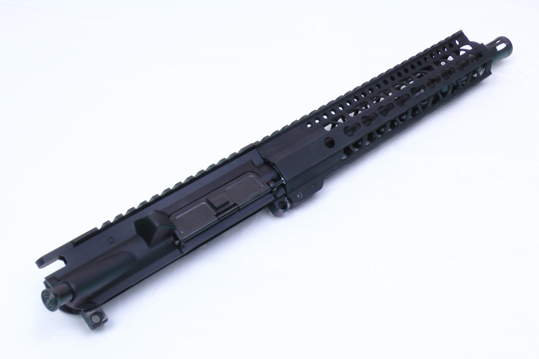 "10"" AR15 Pistol 5.56 NATO Upper Receiver with 10"" KeyMod GEN2 Free Float Rail"
