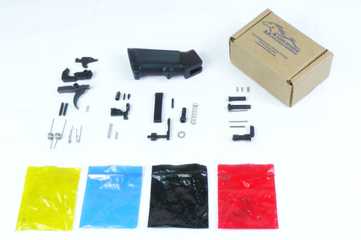 Anderson Manufacturing - Lower Parts Kit .223 / 5.56 Black Hammer and Trigger