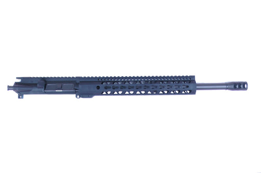"16"" AR15 7.62x39 Upper Receiver with 12"" KeyMod GEN2 Free Float Rail (FREE UPGRADE) Competition Flash Hider"
