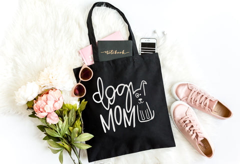 Dog Mom Tote - FREE THANK YOU ITEM