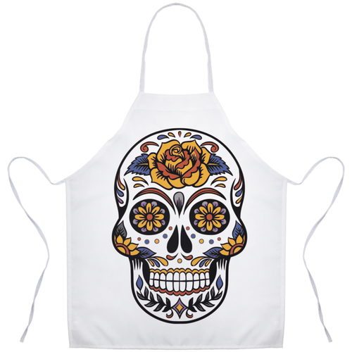 Day of the Dead II Apron