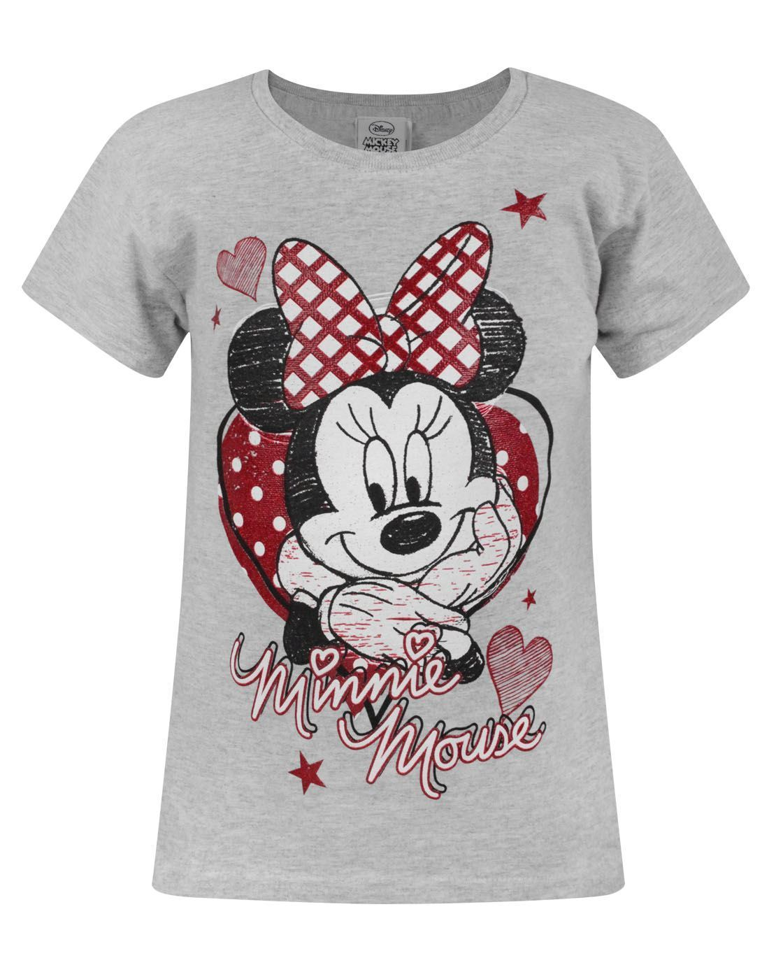 Minnie Mouse Girl's T-Shirt