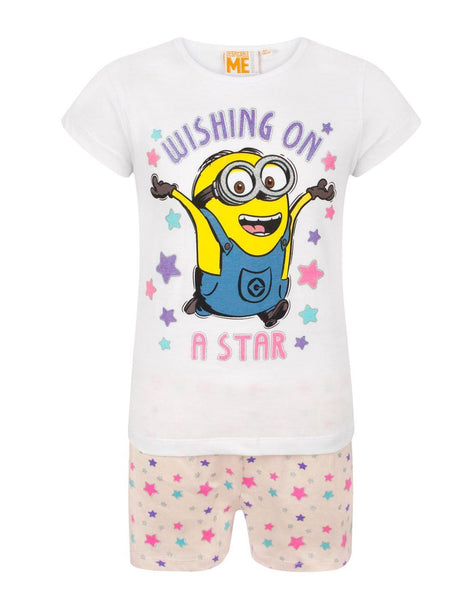 Despicable Me Wishing On A Star Girl's Pyjamas