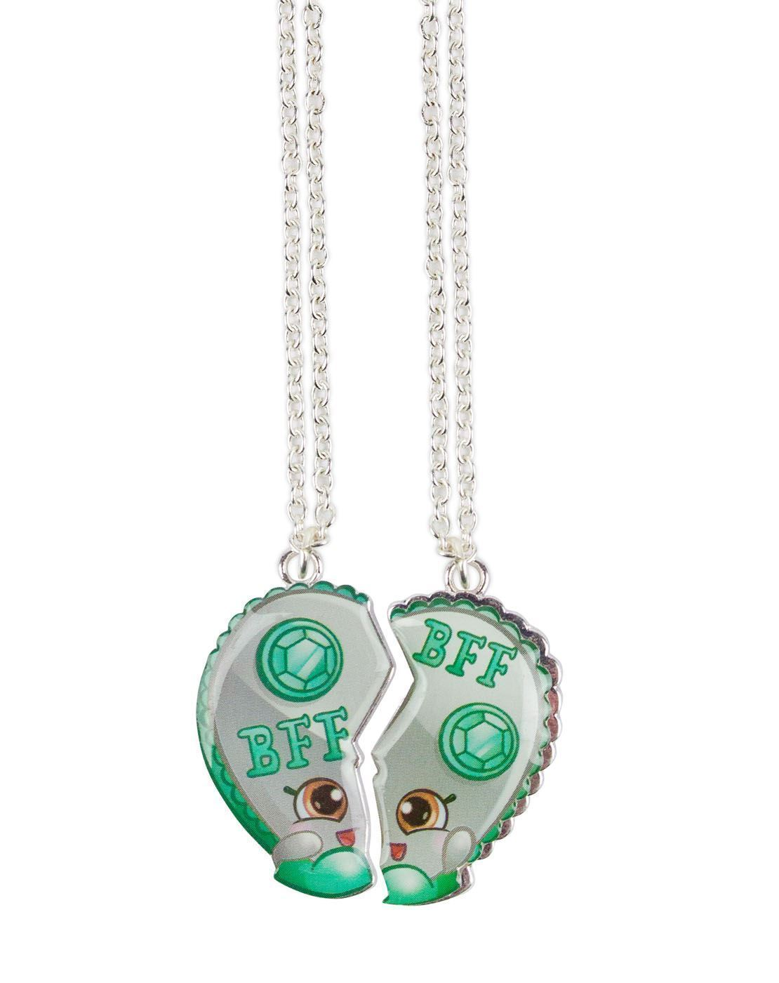 Shopkins Chelsea Charm Best Friend Necklaces