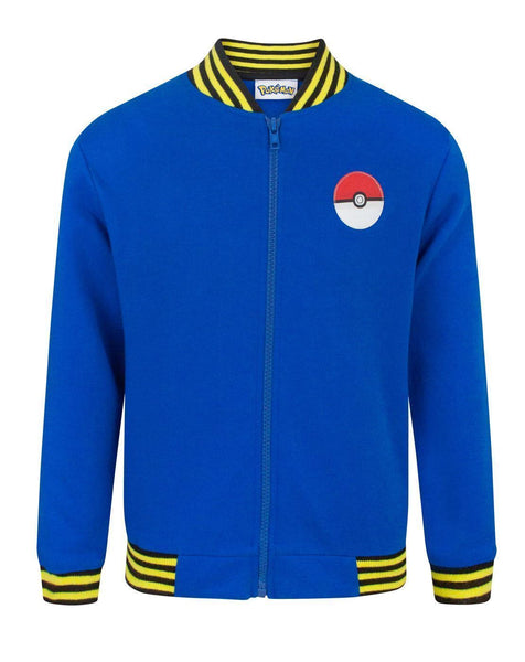 Pokemon Pikachu Boy's Bomber Jacket