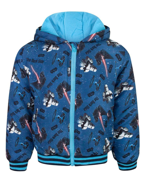 Star Wars Boy's Hooded Coat