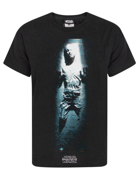 Star Wars Han Solo Carbonite Boy's T-Shirt