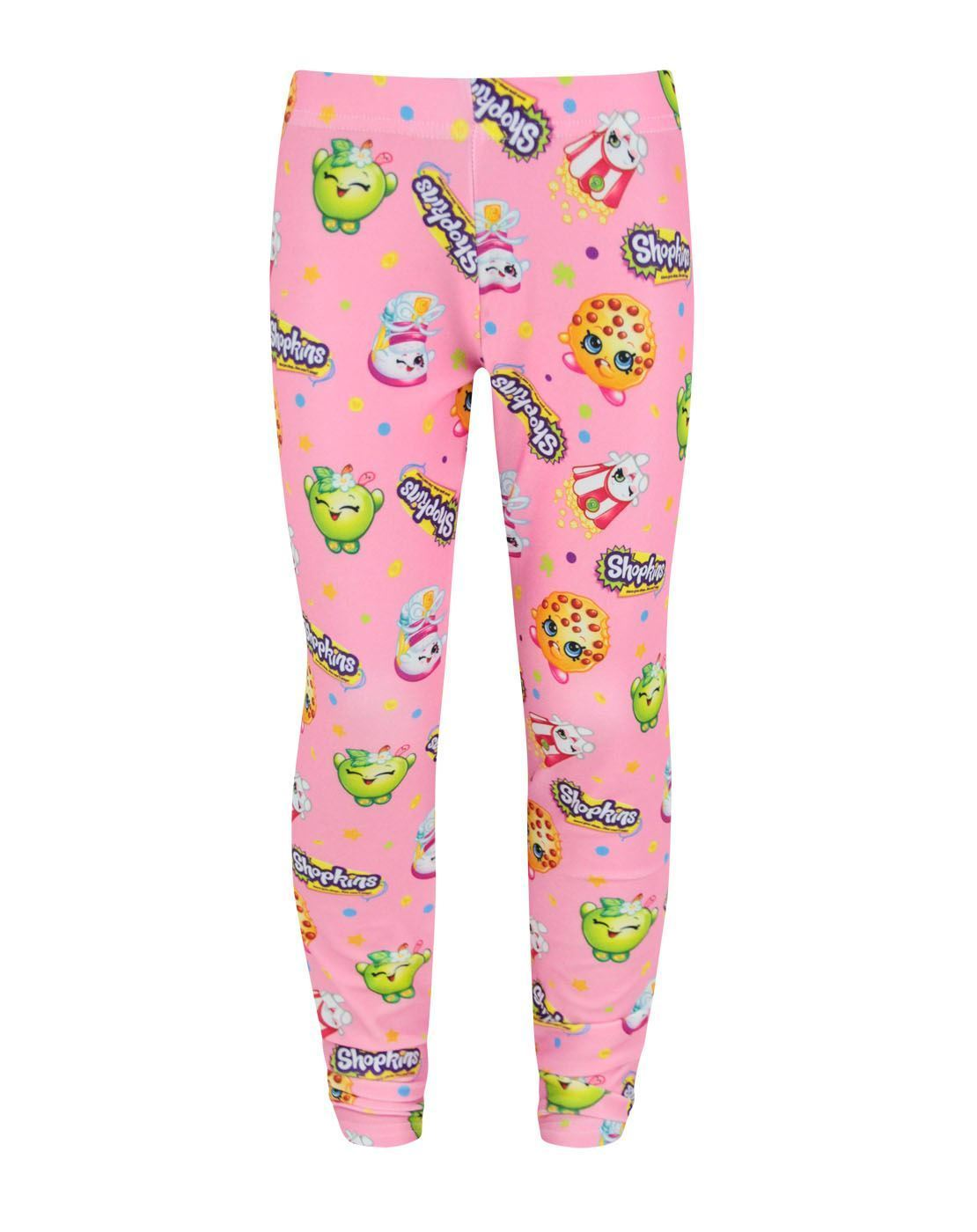 Shopkins Icons Girl's Leggings