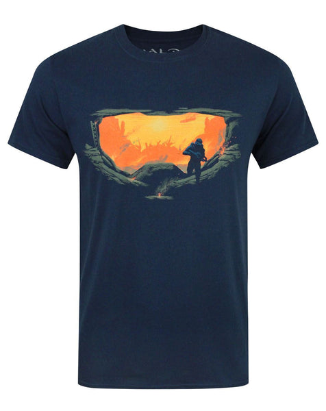 Halo 5 Master Chief Silhouette Boy's T-Shirt