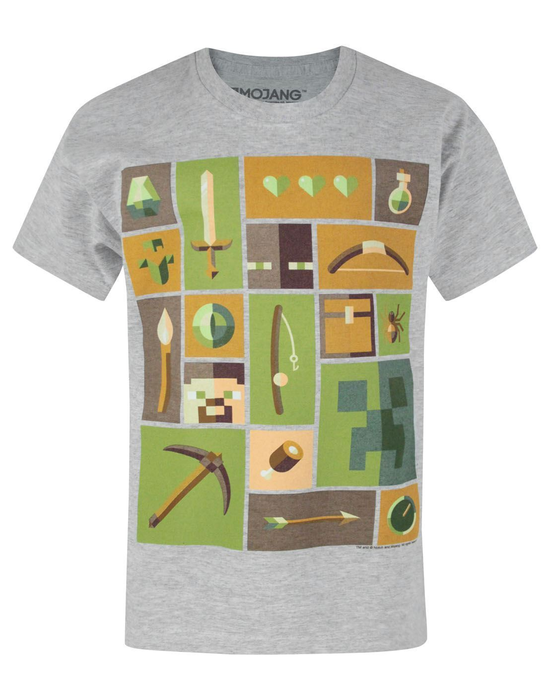 Minecraft Explorer Boy's T-Shirt