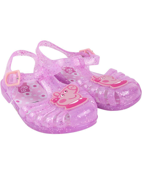 Peppa Pig Girl's Jelly Sandals