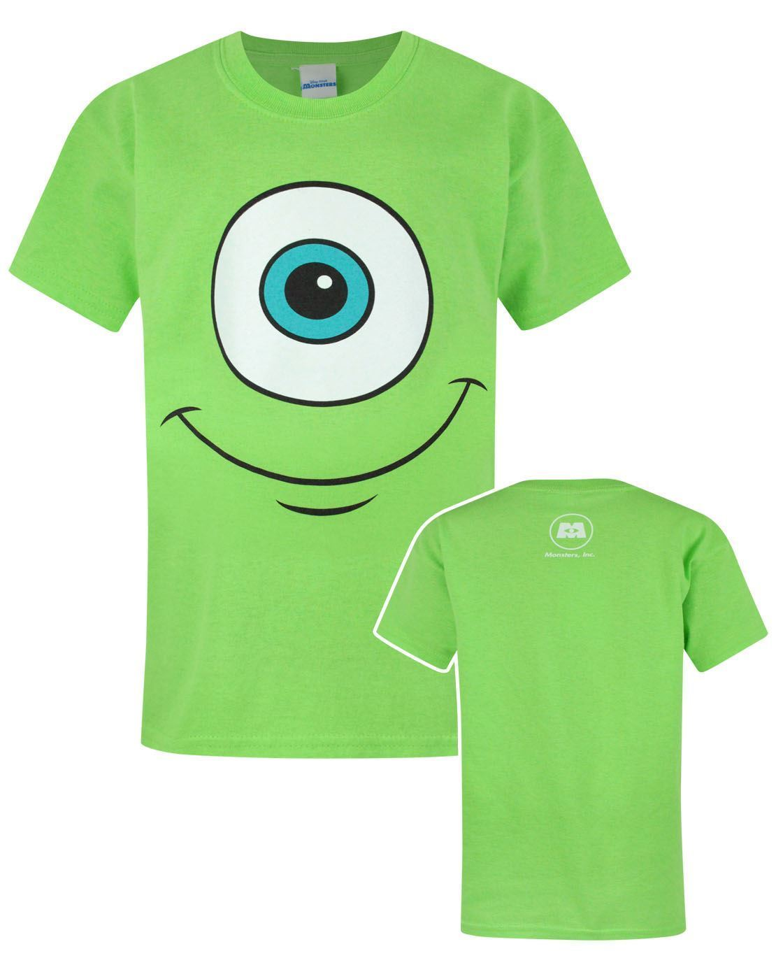 Monsters Inc Mike Boo Boy's T-Shirt