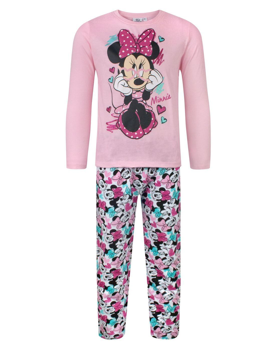 Minnie Mouse Girl's Pyjamas