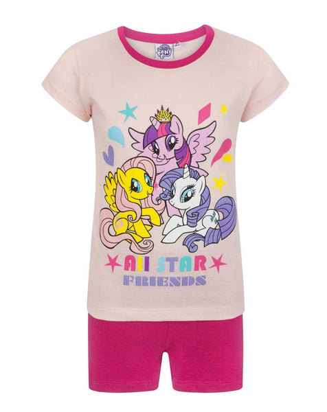 My Little Pony All Star Friends Girl's Pyjamas