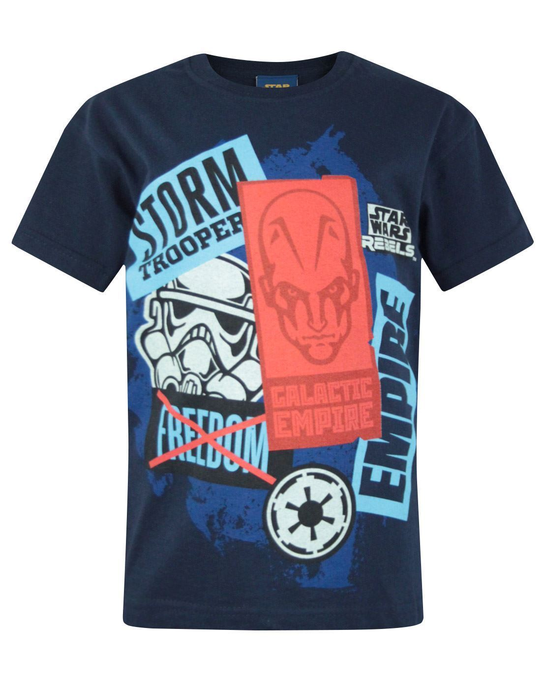 Star Wars Rebels Kids T-Shirt