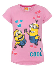Despicable Me Cool Girl's T-Shirt