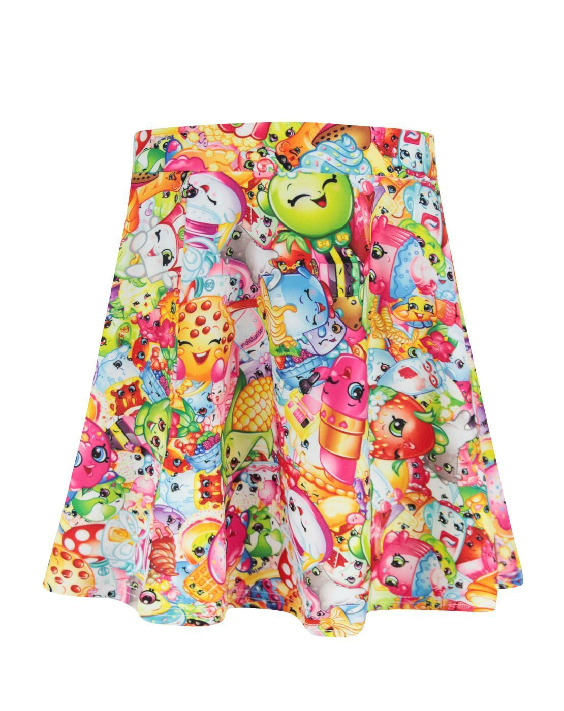 Shopkins Girl's Skirt