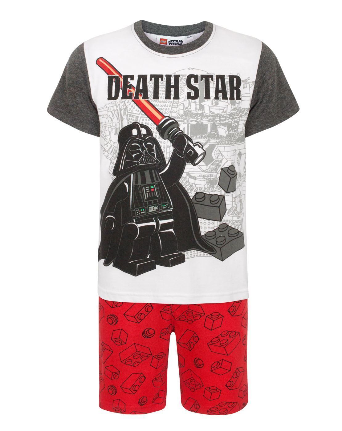 Lego Star Wars Death Star Boy's Pyjamas