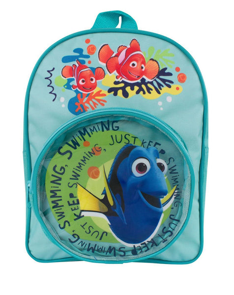 Finding Nemo Dory Just Keep Swimming Backpack
