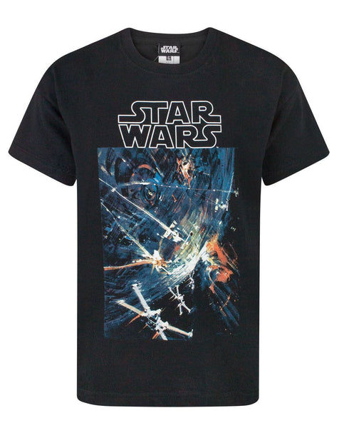 Star Wars Death Star Boy's T-Shirt