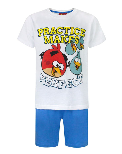 Angry Birds Practice Makes Perfect Boy's Pyjamas