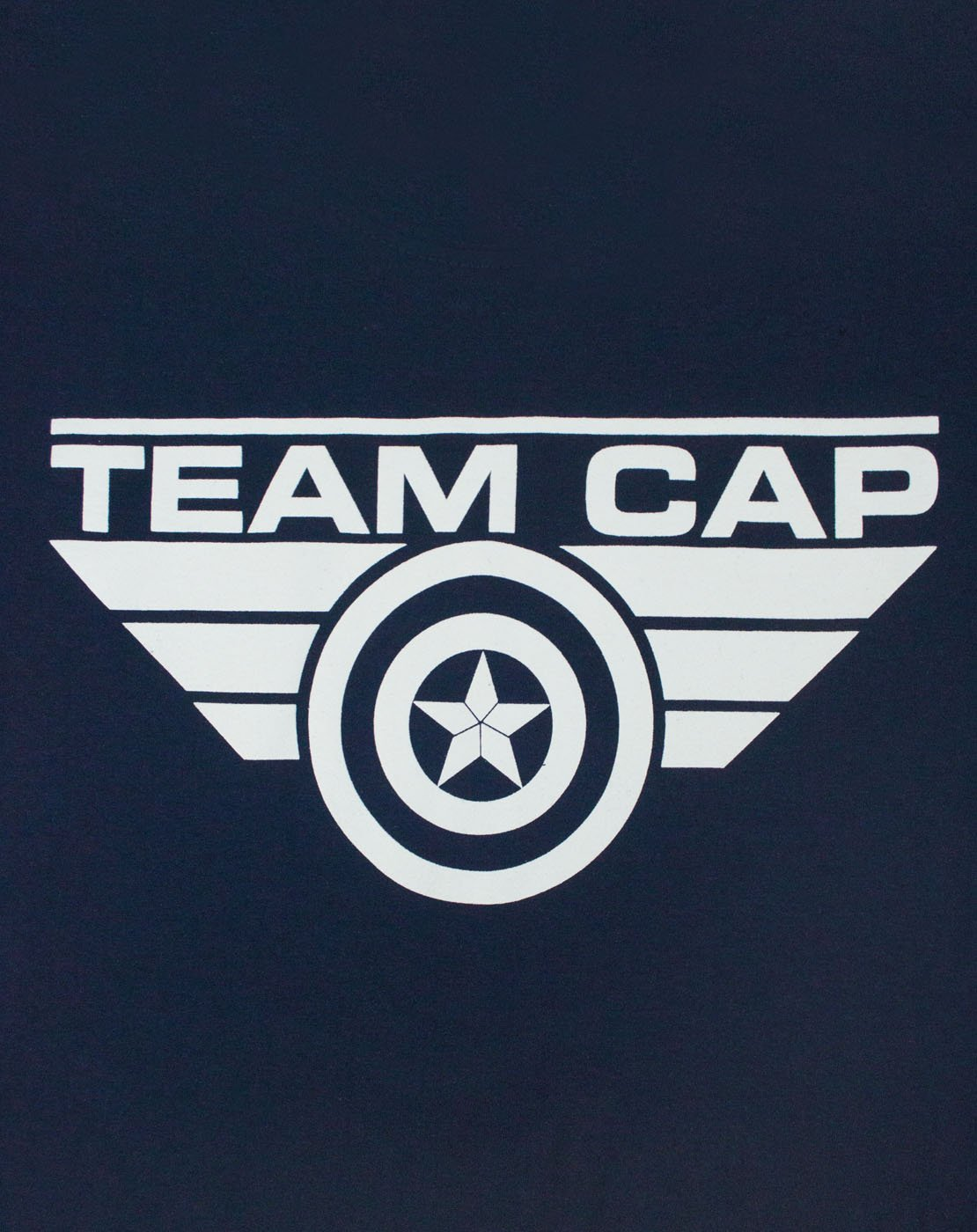 Captain America Civil War Team Cap Boy's T-Shirt