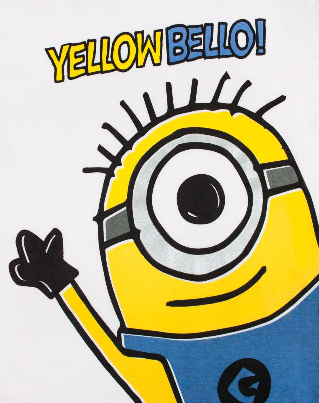 Despicable Me Yellow Bello Minion Boy's Pyjamas
