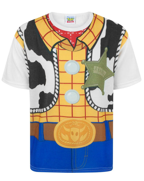 Disney Toy Story Woody Costume Boy's T-Shirt