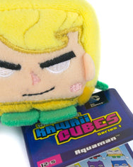 Kawaii Cubes DC Comics Aquaman Plush