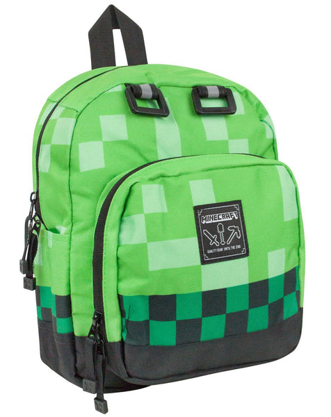 Minecraft Creeper Mini Backpack