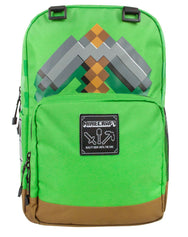 Minecraft Pickaxe Adventure Backpack