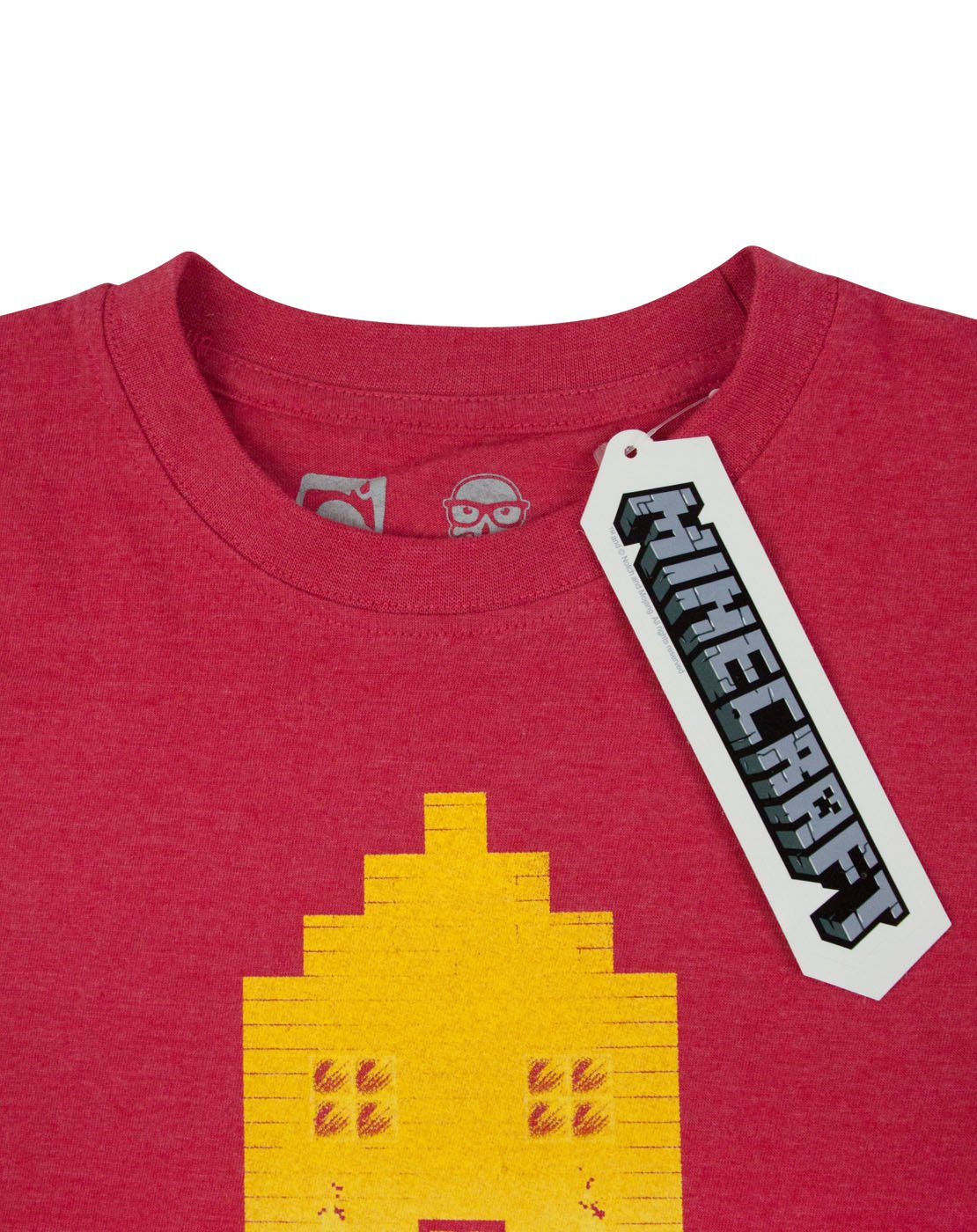 Minecraft Pickaxe Boy's T-Shirt