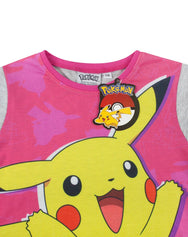 Pokemon Pikachu Girl's Pyjamas