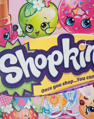 Shopkins Once You Shop Girl's Hoodie