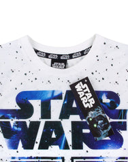 Star Wars 77 Boy's Baseball T-Shirt