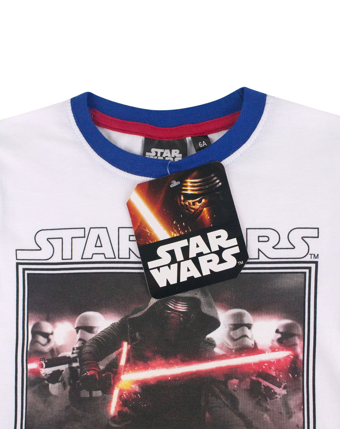 Star Wars The Force Awakens First Order Boy's Pyjamas