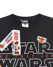 Star Wars The Last Jedi Badges Boy's T-Shirt