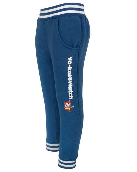Yo-Kai Watch Characters Boy's Navy Joggers