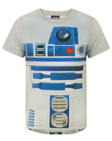 Star Wars R2-D2 Boy's Sublimation T-Shirt