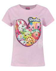 Shopkins Heart Girl's T-Shirt