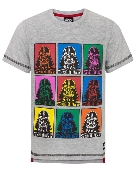Star Wars Darth Vader Pop Art Boy's T-Shirt