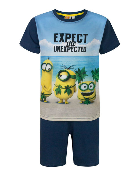 Despicable Me Expect The Unexpected Boy's Pyjamas