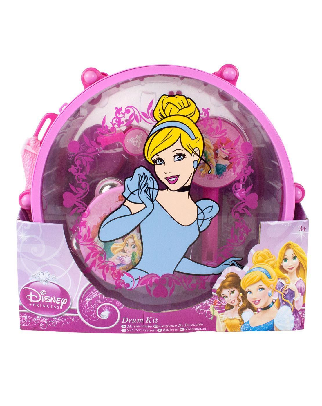 Disney Princess Drum Set
