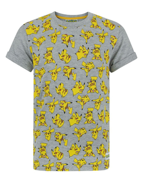 Pokemon Pikachu Boy's T-Shirt
