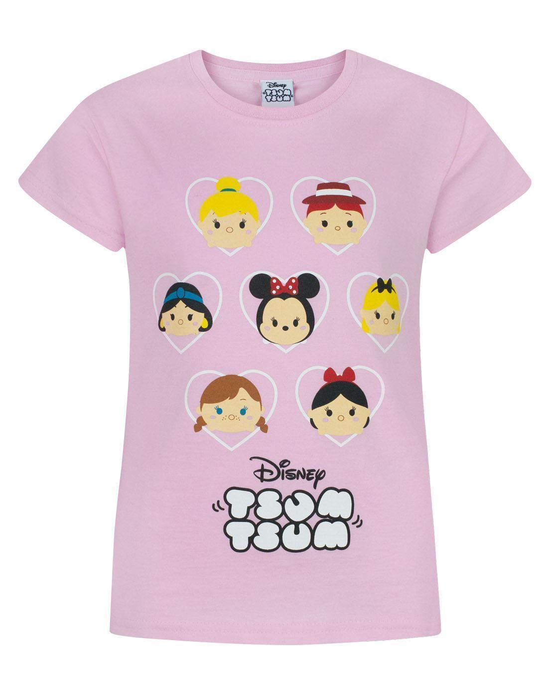 Disney Tsum Tsum Girl's T-Shirt