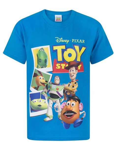 Toy Story Photos Boy's T-Shirt