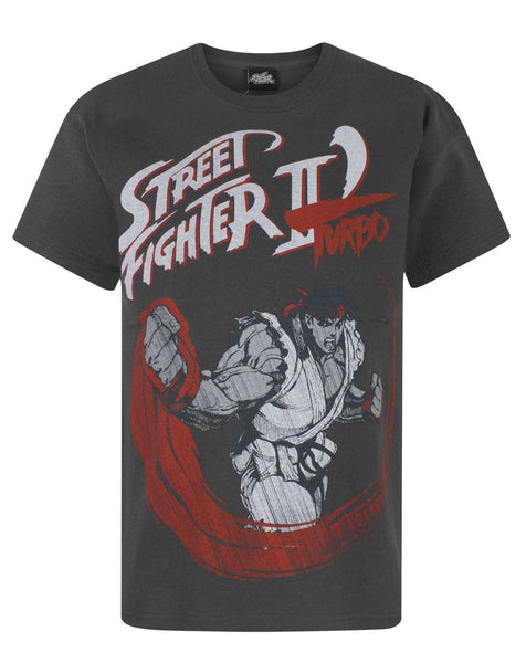 Street Fighter Turbo Boy's T-Shirt